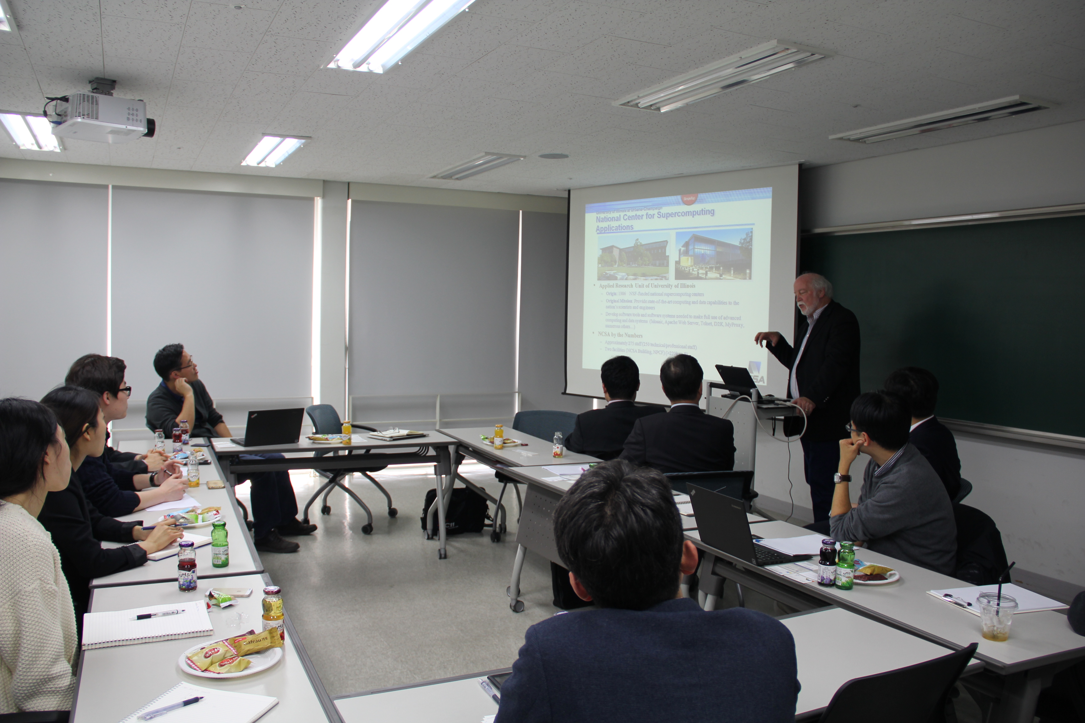 "SSRG held international workshop on ""ERGO"" – open-source"